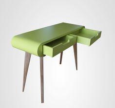 move-móvel-aparador-retrô-verde+madeira-quilha