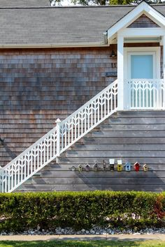 Seabrook, WA sounds perfect. And look at those birdhouses!