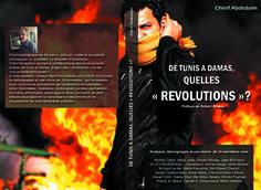 quelles révolutions book by cherif Abdedaim cherif.eljazeir.com cover design by dailybarid eljazeir.com