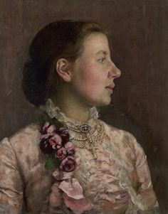 Annie Louisa Robinson Swynnerton- английский художник