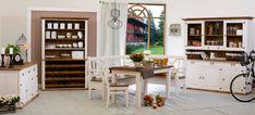 Nábytek do jídelny, který čerpá inspiraci z vesnice a venkovského života. Sweet Home, Table, Furniture, Home Decor, Decoration Home, House Beautiful, Room Decor, Tables, Home Furnishings