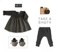 Girls by the family 2017 Inspiration, Take A Shot, Kids Outfits, Take That, Kids Clothing, Fashion Design, Clothes, Image, Collection