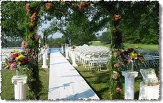 The Best Wedding Decorations: Pictures of outdoor wedding decorations