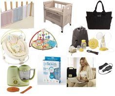 My Must Haves for Baby's First Year