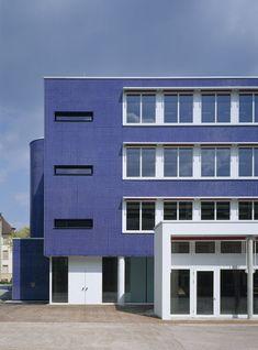 Gustav-von-Schmoller School | Heilbronn, Germany | Lederer Ragnarsdóttir Oei