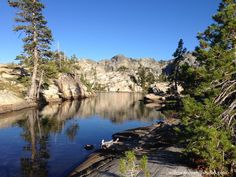 Five Lakes Basin, Grouse Ridge, Sierra Nevadas, California