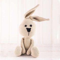 Harley hare - Amigurumipatterns.net