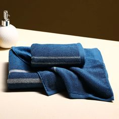 Towel Bath Square 3pc – Stylish Splash Kinds Of People, Cotton Towels, Square Scarf, Washing Clothes, Bath Towels, Cotton Fabric, Take That, Warm, Stylish