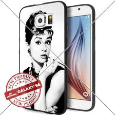 Samsung Galaxy S6 Audrey Hepburn Actress Cell Phone Case Shock-Absorbing TPU Cases Durable Bumper Cover Frame Black Lucky_case26 http://www.amazon.com/dp/B018KOSB94/ref=cm_sw_r_pi_dp_Ej8Awb19NXGNY