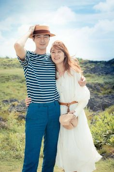Gong Hyo Jin and Jo In Sung One of my favorite dramas: That's Okay, It's love!