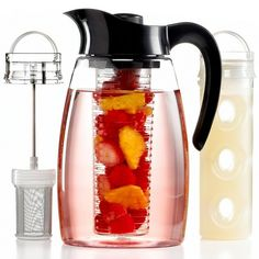 Fancy - Flavor It 3-in-1 Infusion Pitcher