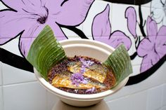 At a new Filipino restaurant, every dish comes with a careful presentation, and a story.