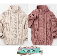 The Abigail Sweater – Ruby Rue Jewelry & Accessories