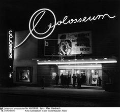 Berlins Geschichte Gestern u.Heute, Kino Colloseum 1957