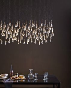 Seed Cloud chandelier - Within4Walls Ltd