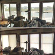 ASAP Blinds has the largest collection of custom roller shades on the Jersey Shore, featuring many color and design options from the best manufacturers, including Horizons, Comfortex, and Lafayette! Window Treatments, Blinds, Curtains, Shades, Home, Roller Shades, Shutter Window Treatments, Home Decor, Room