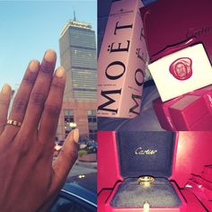 #Cartier #cartierlove #prudential #boston #cartierlovering