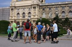 A guided walk through old Vienna. The perfect introduction to Austria's capital city! Leave the tourist path and enjoy the perfect introduction to Vienna. Group Tours, Capital City, Walking Tour, Vienna, Austria, Louvre, Street View, Europe, Explore