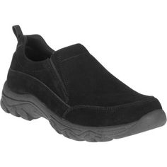 Faded Glory Men's Gan Casual Shoes $18.00 Mens Slippers, Faded Glory, Walmart Shopping, Casual Shoes, Slip On, Sneakers, Safety Footwear, Men Sandals, Black