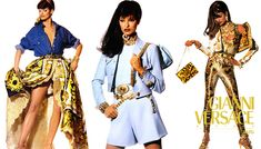 How to Do Monday, Featuring Vintage Versace, Versace, Versace - Man Repeller