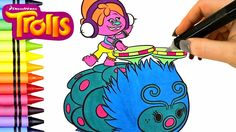 Trolls Coloring Book with Poppy DJ Suki Poppy and Cooper This fun speed coloring video is just one of our Trolls coloring videos.  Watch More Coloring Videos  TROLLS MOVIE POPPY COLORING BOOK SPEED COLORING VIDEO FOR KIDS - THE TOY BUNKER https://www.youtube.com/watch?v=oxOlvRoxpiA  MY LITTLE PONY EQUESTRIA GIRLS COLORING BOOK TWILIGHT SPARKLE EPISODE https://www.youtube.com/watch?v=bTa_-VSqGZ0  Trolls Movie 2016 | Kids Coloring Book | Coloring Pages for Children BIGGIE and FUZZBERT TOY…