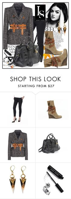 """""""look-shop"""" by look-shop ❤ liked on Polyvore featuring Whiteley, Barbara Bui, Tom Ford, Alexander McQueen, Bobbi Brown Cosmetics and lookshop"""