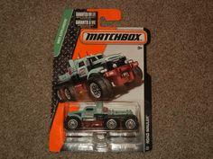 Matchbox MBX Explorers Road Mauler # 98/125 (Toys, Diecast, Collectibles, New) #Matchbox