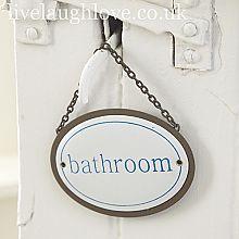 Classic Plaque-Bathroom
