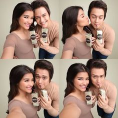 ❤️#LizQuen ❤️ #KingAndQueenOfTheGil #RelationshipGoals #Lovebirds  #EverydayILoveYou #JustTheWayYouAre #Forevermore #DolceAmore  #LizaSoberano  #EnriqueGil  #ForeverCouple #TogetherForever  #TeamDestiny #TeamForever #TeamGenuine #LizQuenIsReal #cto ©@nescafeph