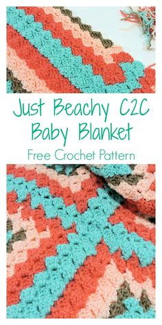 91 Best Crochet Corner to Corner (C2C) Projects images in