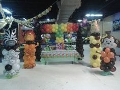 Jungle decoracion