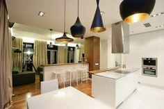 Modern small apartment interior