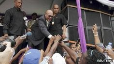 Suriname's parliament gives President Desi Bouterse immunity Military Rule, Desi, Presidents