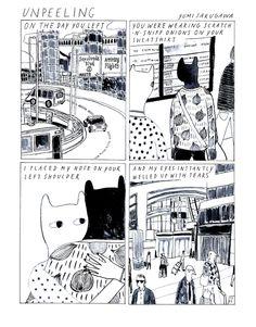 Unpeeling – BY YUMI SAKUGAWA