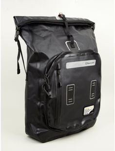 Master-Piece Men's Black Welder Backpack