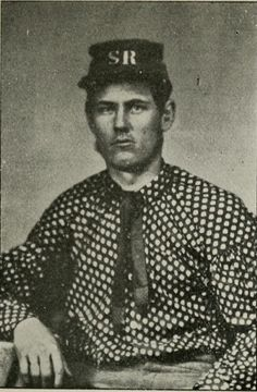 Southern Rifles 4th Georgia infantry soldier.
