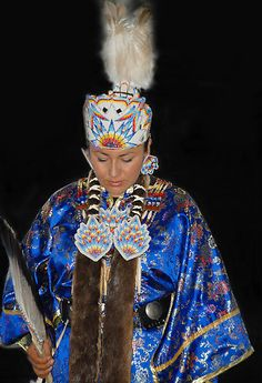 Celia Shadden- Southern Cheyenne Regalia