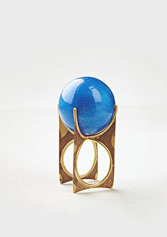 ring / Beate Klockmann // WOW another nice find here on Pinterest..~~GG~~