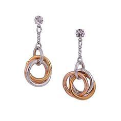 steampunk smycken kvinnor försilvrad legering guld färg cirkel hängsmycke uttalande Pärlhalsband – EUR € 6.92
