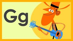 """""""The Letter G Song"""" by ABCmouse.com"""