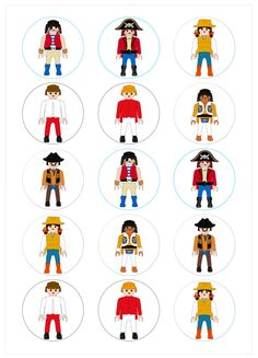Ver producto: Modelo nº 793: Clicks variados Twin Birthday, Lego Birthday, Birthday Parties, Playmobil Toys, Happy B Day, Baby Room Decor, Funny Games, Legos, Party Themes