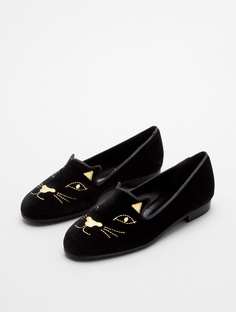 CAT by Jon Josef - BRANDS - Jon Josef - Lori's Designer Shoes, The Sole of Chicago ... because i'm kinda into cat shoes now.