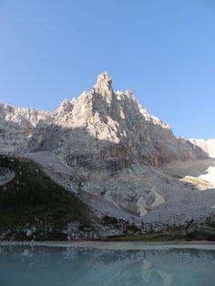 Lago di Sorapis Belluno Dolomiti Veneto Italia by Davide de Bona