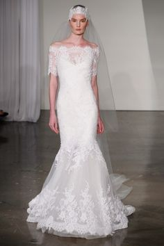 Marchesa | Collections | Bridal | Fall 2013 | Collection #18
