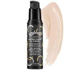 Ole Henriksen - Perfect Truth™ CC Crème Broad Spectrum SPF 30  in Medium #sephora