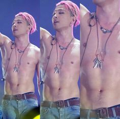 Yo estaba viendo el collar jujujunushiiii Daesung, Top Bigbang, Big Bang, Korean K Pop, Korean Men, Yg Entertainment, Bae, Top Abs, Top Choi Seung Hyun