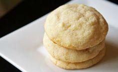 Μπισκότα βουτύρου ζάχαρης