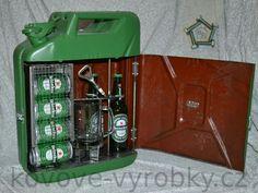 Jerry Can bar beer Heineken