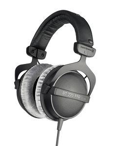 beyerdynamic DT 770 Pro 80 Ohms Closed Studio Headphones for sale online Headphones For Sale, Studio Headphones, Running Headphones, Best Headphones, Bluetooth Headphones, Over Ear Headphones, Cheap Headphones, Sports Headphones, Audiophile Headphones