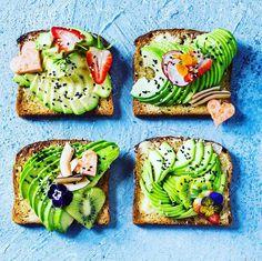 Instagram Fan Avocado Toast, Instagram Feed, Fan, Breakfast, Morning Coffee, Hand Fan, Fans